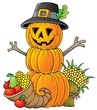 Thanksgiving theme image 1