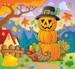 Thanksgiving theme image 2