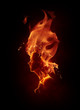 Fiery girl