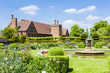 garden of Hatfield House, Hertfordshire, England