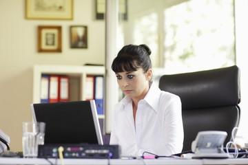 Mid thirties female professional