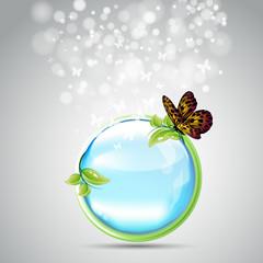 Ecology Butterfly
