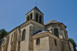 France, the Saint Severin church of Oinville sur Montcient