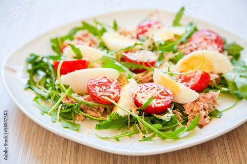 Tasty Salad For Dinner