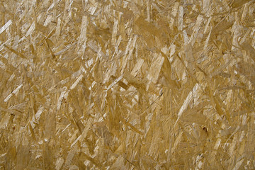 Pressed Wooden Panel - OSB