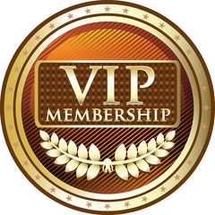VIP Membership Gold Label