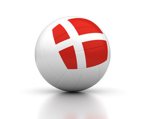 Danish Volleyball Team