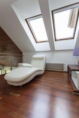 Room on the attic