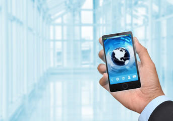 Business and Smart phone