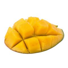 Mango sliced part