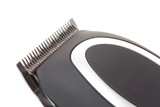 detail of a modern electric hair / beard trimmer