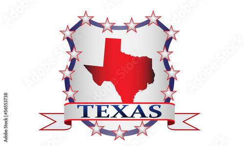 Texas crest