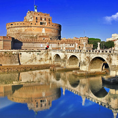 castle st. Angelo. Rome