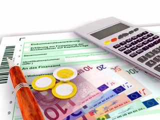 Steuererklärung Einkommen