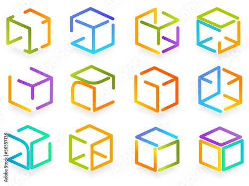 symbol color box