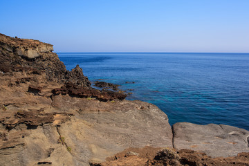 Balata dei Turchi; pantelleria