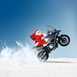 Weihnachtsmann und sein Spielzeug - 56559166