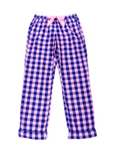 Pajamas Pants Isolated on White