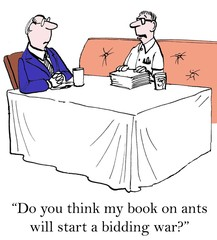 Book on ants
