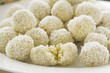 Coconut Cardamon Burfi