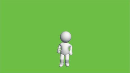 Round Man Dance