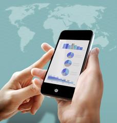 Statistics on mobile