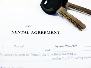 Rental Agreement with Keys