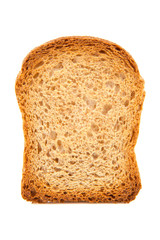 tostada de pan