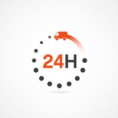livraison en 24h