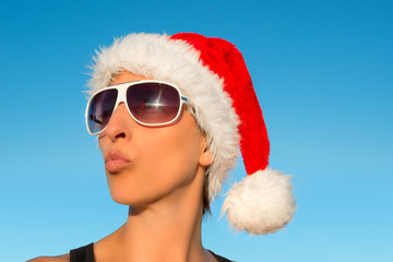 Hot Christmas Vacation