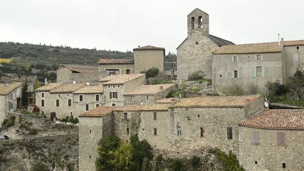 Minerve is a village in south of France