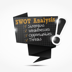 bulle origami : swot analysis