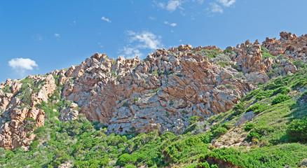 Gallura rocks