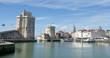 Leinwandbild Motiv port de La Rochelle