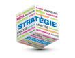 cube 3d stratégie