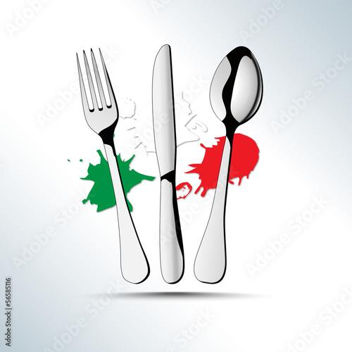 italian logo