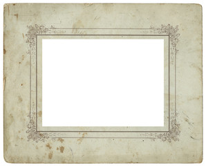 Antique photo frame 2