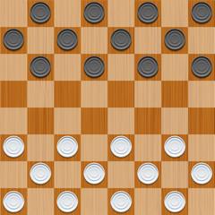 Vector checker background. Eps10