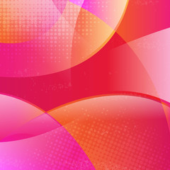 Pink Dinamic Background