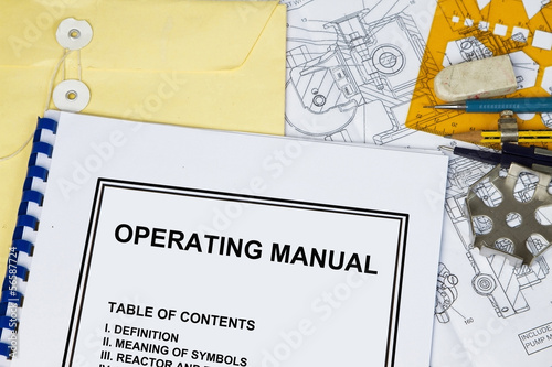 Instruction and Operating Manual
