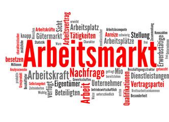 Arbeitsmarkt (Jobbörse, Arbeitsvermittlung, Arbeit, Job)