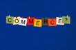 Commerce - Business Sign