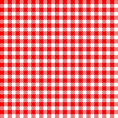 Bayrisches Rauten-Muster Rot-Weiß