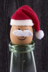 Weihnachts Ei