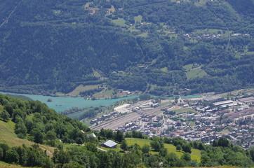 vallée de tarentaise - bourg saint maurice