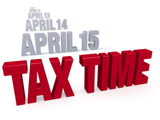 Tax Time Approaches