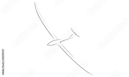 glider_abstrakt - 56593537