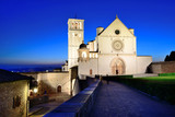 Basilica of Saint Francis, Assisi, Italy