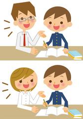 塾 家庭教師