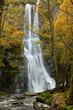 Vilagocende waterfall, A Fonsagrada, Galicia, Spain